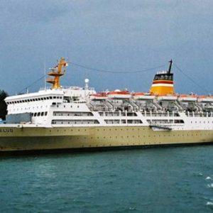 Tiket Kapal Jakarta – Batam — KM Kelud