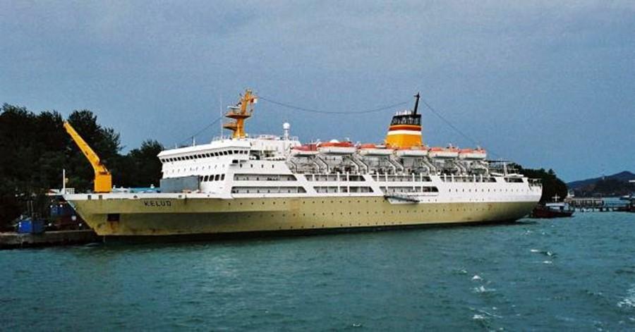 Jadwal Kapal Pelni KM Kelud April 2020