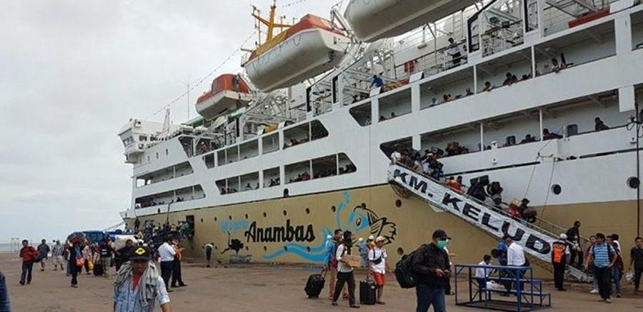jadwal tiket jakarta - medan kapal pelni km kelud