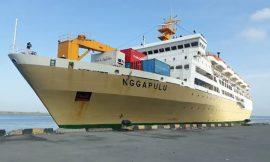Jadwal Kapal Pelni KM Nggapulu April 2020