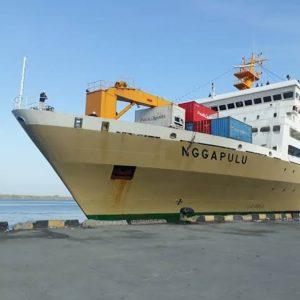 Tiket Kapal Jakarta – Makassar – KM Nggapulu
