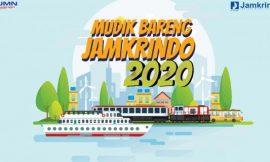 Jadwal dan Kuota Mudik Bareng Jamkrindo 2020