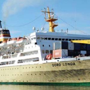 Tiket Kapal Ternate – Bitung — KM Dorolonda