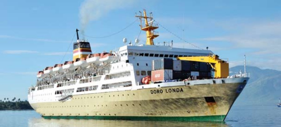 Jadwal Kapal Laut Ambon – Surabaya Maret 2020