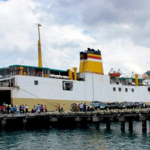 Tiket Kapal Surabaya – Waingapu — KM Egon