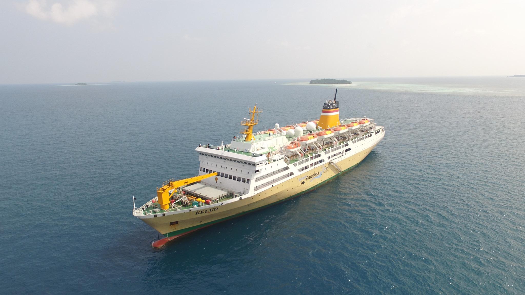 Jadwal Kapal Pelni KM Kelud Maret 2020