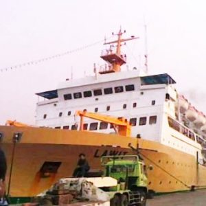 Tiket Kapal Pontianak – Jakarta — KM Lawit