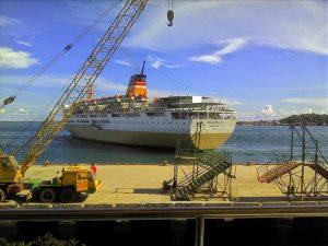 Jadwal Kapal Laut Jakarta – Ambon Mei 2021