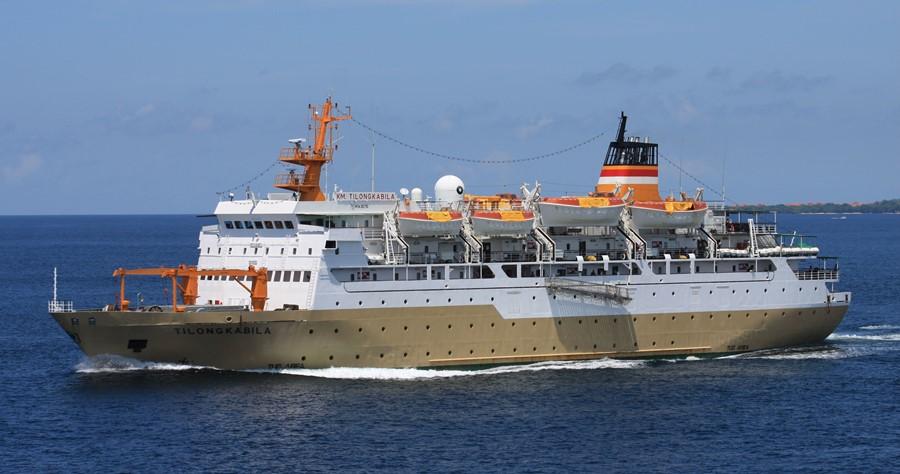 Jadwal Kapal Pelni KM Tilongkabila Maret 2020