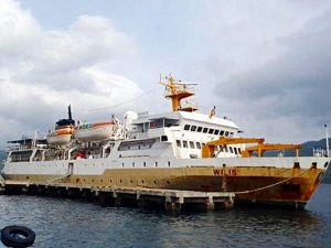 Jadwal Kapal Pelni KM Wilis Maret 2020