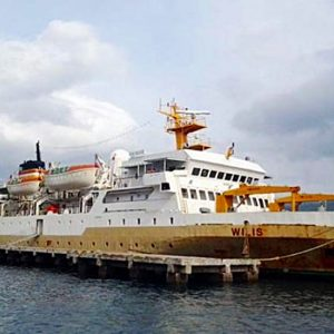 Tiket Kapal Makassar – Tambolaka — KM Wilis