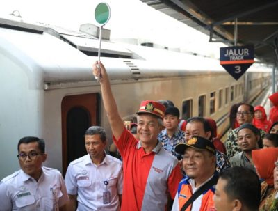 Jadwal Mudik Bareng BUMN 2020 dengan Kereta Api