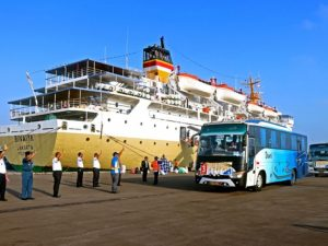 Jadwal Kapal Pelni KM Binaiya Bulan Maret 2020