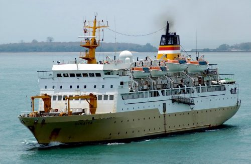 jadwal tiket kapal laut pelni km binaiya 2020