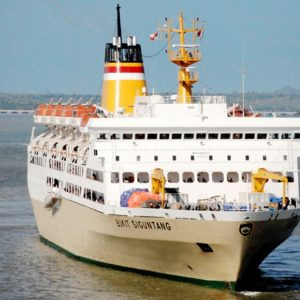 Tiket Kapal Balikpapan – Parepare — KM Bukit Siguntang