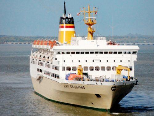 jadwal kapal laut tiket pelni km bukit siguntang 2020