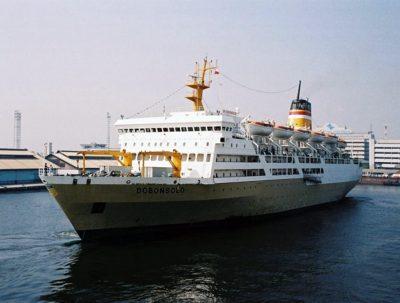 Jadwal Kapal Dobonsolo Mei 2020