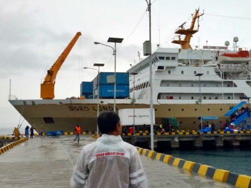jadwal kapal pelni km dorolonda stop layanan penumpang karena corona
