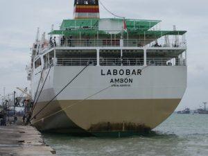 Tiket Kapal Surabaya – Jayapura — KM Labobar