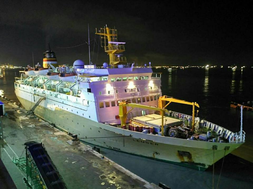 Jadwal Kapal Pelni KM Leuser September 2020