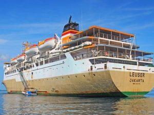 Jadwal Kapal Pelni KM Leuser April 2020