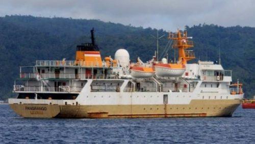 jadwal tiket kapal laut pelni km pangrango