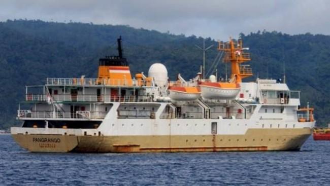 Jadwal Kapal Pelni KM Pangrango Maret 2020