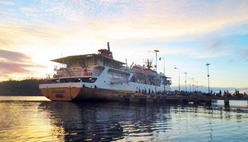 jadwal komplit kapal pelni km sangiang