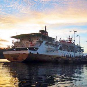 Tiket Kapal Ternate – Bitung — KM Sangiang