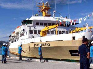 Jadwal Kapal Pelni KM Sangiang November 2020