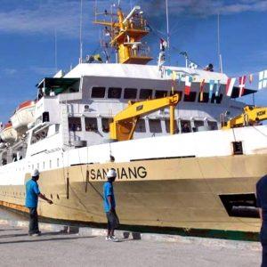 Tiket Kapal Geser – Ambon — KM Sangiang