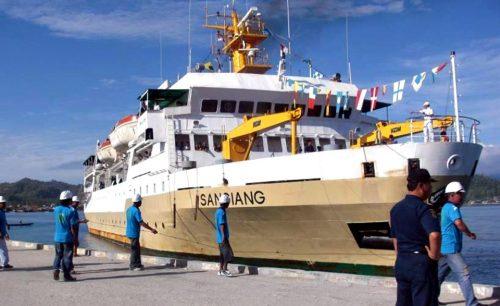 jadwal tiket kapal pelni km sangiang