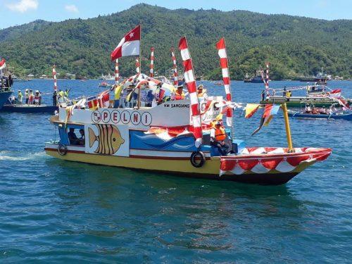 jadwal tiket kapal laut pelni km sangiang
