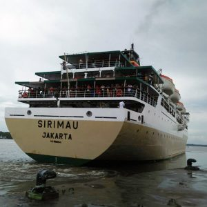 Tiket Kapal Baubau – Wakatobi — KM Sirimau