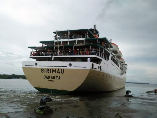 jadwal tiket kapal pelni km sirimau