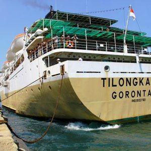 Tiket Kapal Gorontalo – Makassar — KM Tilongkabila