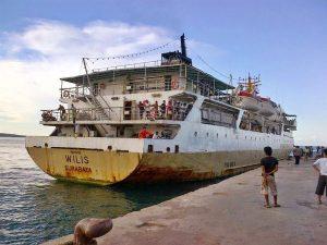 Jadwal Kapal Pelni KM Wilis Juni 2021