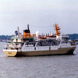 Tiket Kapal Kupang – Bima — KM Wilis – Via Kalabahi