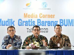 Menteri BUMN Batalkan Mudik Gratis Bareng BUMN 2020