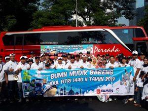 Jadwal Mudik Bareng BUMN 2020 dengan Bus