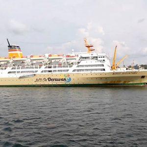 Tiket Kapal Makassar – Kupang – KM Bukit Siguntang