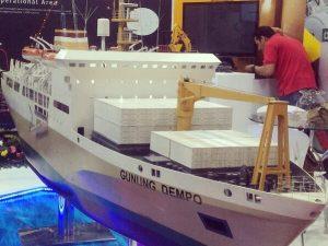Jadwal Kapal Pelni KM Gunung Dempo Mei 2020