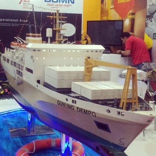 jadwal tiket kapal laut pelni km gunung dempo 2020