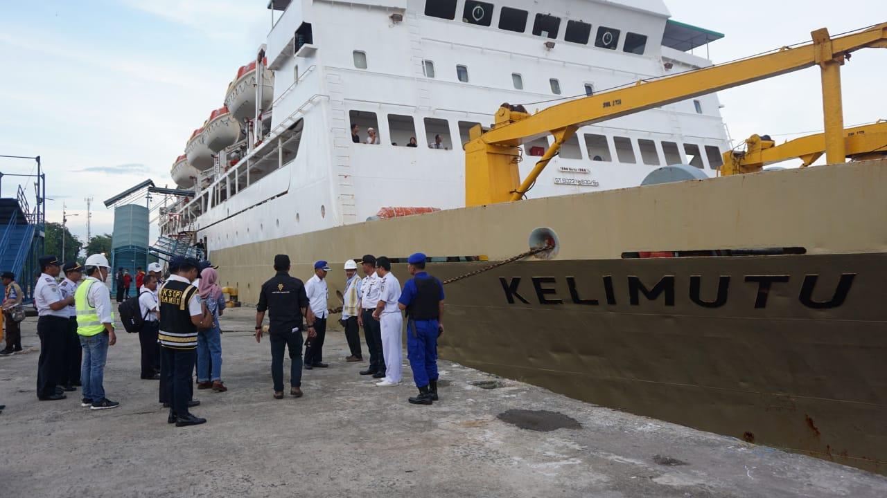 Jadwal Kapal Pelni KM Kelimutu April 2020