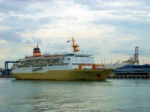 Jadwal Kapal Pelni KM Lawit April 2020