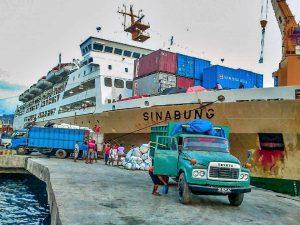 Jadwal Kapal Pelni KM Sinabung Januari 2021