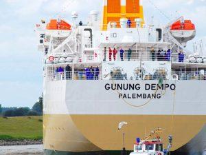 Jadwal Kapal Pelni KM Gunung Dempo Juni 2020