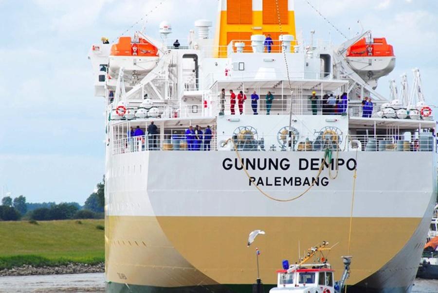 jadwal kapal laut pelni km gunung dempo 2020