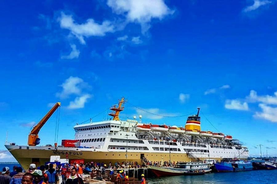 Jadwal Kapal Pelni KM Nggapulu Mei 2020