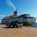 Jadwal Kapal Pelni KM Sinabung Juni 2020